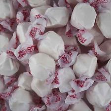 VANILLA Salt Water Taffy Candy - TAFFY TOWN - 2 LB BAG - BEST PRICE