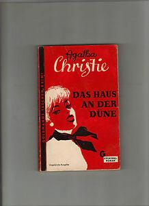 Goldmanns-Taschenkrimi-Agatha-Christie-Das-Haus-an-der-Duene