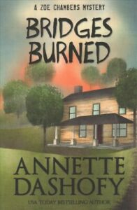 Bridges-Burned-Paperback-by-Dashofy-Annette-Like-New-Used-Free-P-amp-P-in-the-UK