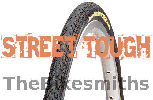 Panaracer 700 x 35 URBAN MAX Full Puncture Guard Hybrid Bike Tire Tour 35C Tough