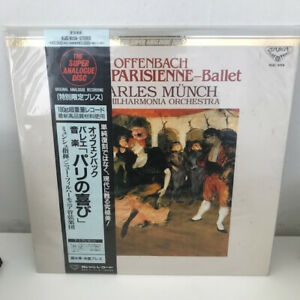 Offenbach Gaite Parisienne King Super Analogue Disc KIJC 9159 180g IMPORT OBI