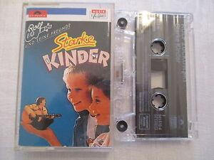 Rolf-Zuckowski-Starke-Kinder-Polydor-MC-Musikkassette-fuer-Kinder