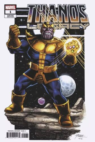 Thanos Legacy #1 Perez Variant Donnie Cates Marvel 09//05//2018 NM