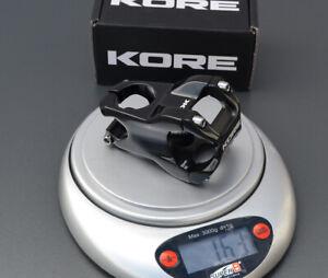 KORE-REPUTE-Vorbau-50mm-35-mm-0-Grad-schwarz-glaenzend-1-1-8-AH-Stem