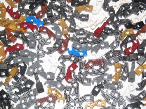 Lego ® Lot x10 Bras Crochet Robo Bad Robot Arms Hook Choose Color 76116 NEW