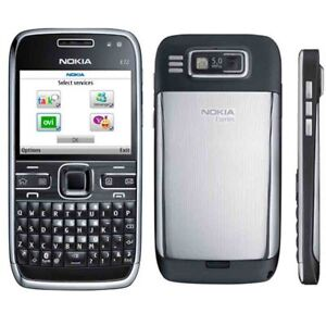 Unlocked-Original-Nokia-E72-3G-Bluetooth-5MP-BLACK-GPS-WIFI-Bar-Mobile-Phone