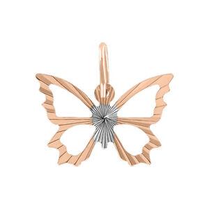 Anhaenger-Schmetterling-Russische-Rosegold-585-Hochglanz