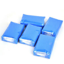 Blue 1/5Pc 100g Magic Clay Bar Car Auto Cleaning Remove Detailing Wash Cleaner