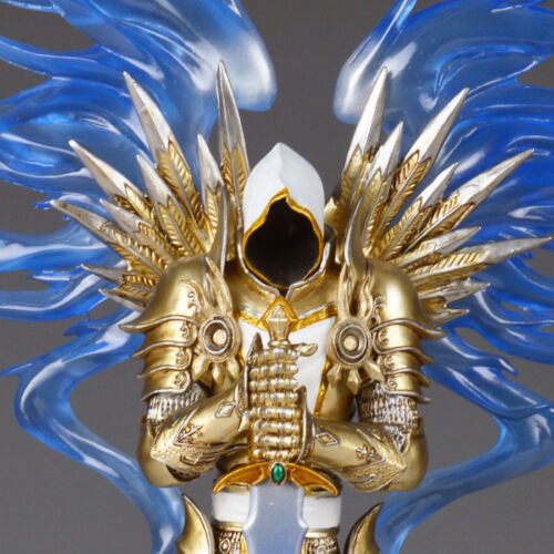 12 Diablo 3 Archangel Tyrael Pre-Painted Resin GK Figure Statue Collectible New