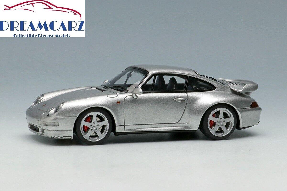 Make Up   VISION VM143A 1 43 1995 Porsche 911 (993) Turbo - Limited 30 pcs