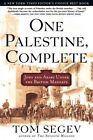 One Palestine, Complete: Jews and Arabs Under the British Mandate by Tom Segev (Paperback / softback)