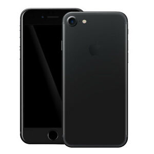 Apple iPhone7 32gb Matte Black Agsbeagle