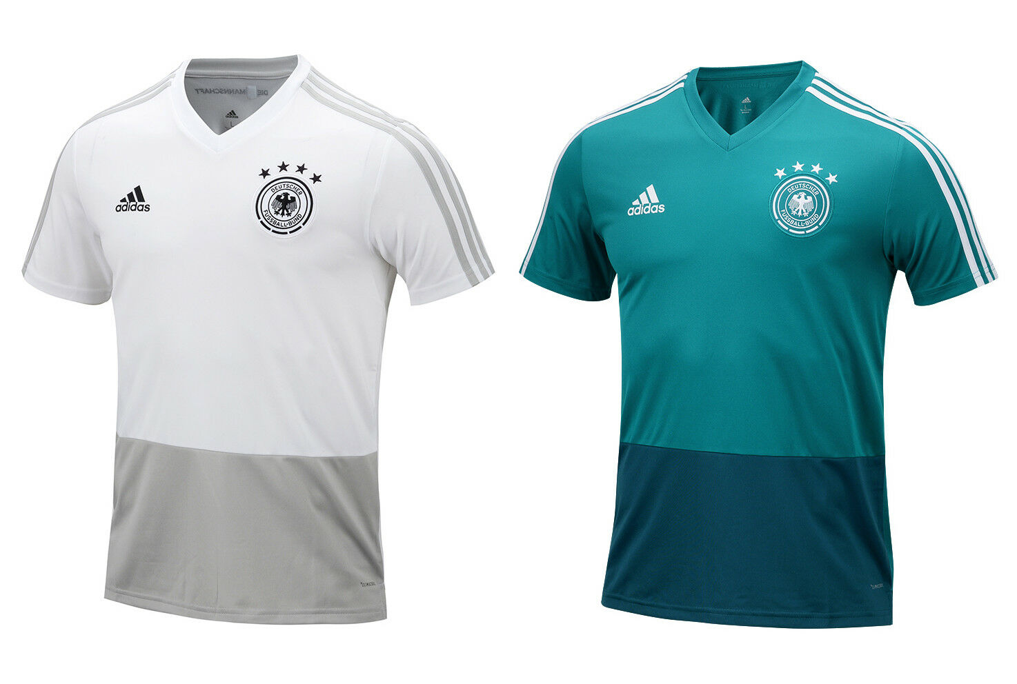 Adidas DFB Allemagne Training Jersey (CE6612) Football Soccer T-Shirt Top Tee