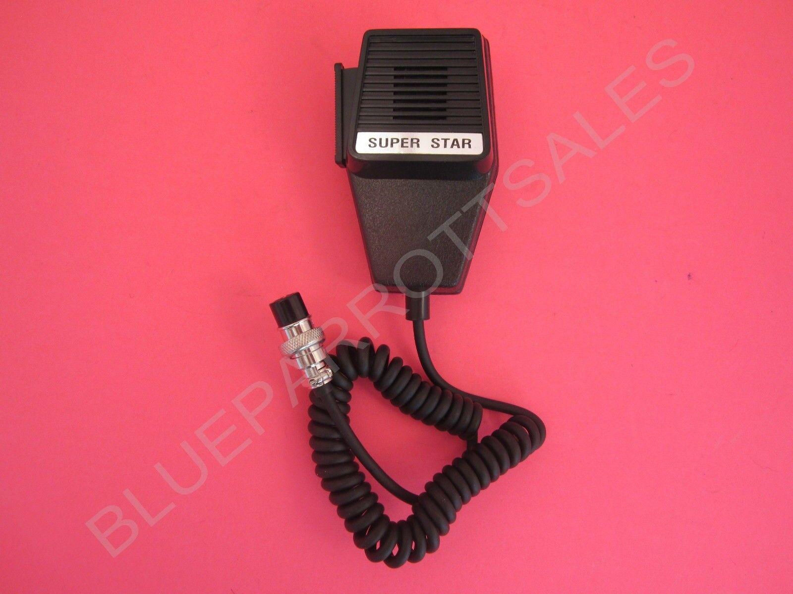 Workman Cm4 Superstar Cb Radio Microphone Ebay Shack Mic Wiring Norton Secured Powered By Verisign