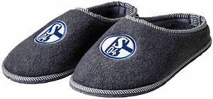 FC-Schalke-04-Hausschuhe-Pantoffeln-Filzpantoffeln-Gr-38-46-z-Auswahl