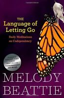 The Language Of Letting Go: Daily Meditations For Codependents (hazelden Meditat on sale