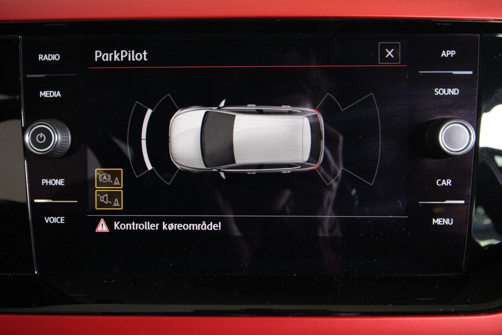 VW Polo GTi DSG