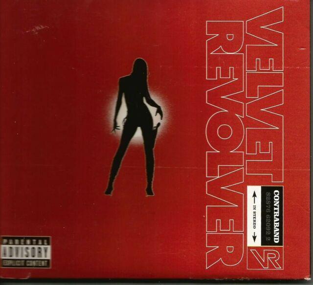 Velvet Revolver - Contraband (Parental Advisory, 2004)