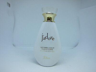 Christian Dior Jadore Pour Le Corps 50 ml 1.6 oz Beautifying Body Milk 17Sep4