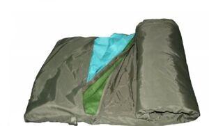 Czech-Army-3-Piece-Blanket-Sleeping-Bag-Unique-Military-Surplus-Sleeping-Bag