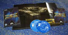 Command & Conquer Die ersten 10 Jahre mit Stunde Null und Poster Erstausgabe