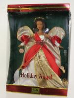 Mattel - Barbie Doll - 2000 Holiday Angel Barbie (african American) Box