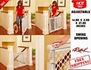 Swinging-Baby-Gates-For-Stairs-Wide-Dog-Gates-Indoor-Retractable-Tall-Pet-Gate