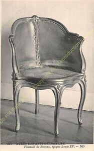 Postcard-Arts-Decorative-Chair-Furniture-Office-Period-Louis-XV-Edit-ND-534