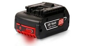 Replacement Bosch 18V 5.0Ah Li-ion Replacement Battery for Bosch.