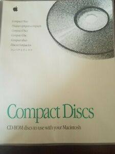 Compact-Discs-CD-Rom-Discs-Case-for-Macintosh