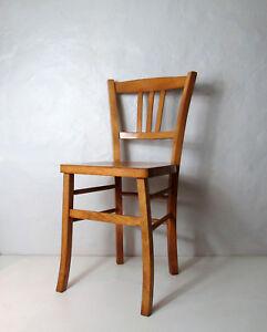Chaise Vintage Bois Adulte ScandinaveEbay En Ancienne Design OkiXZuP