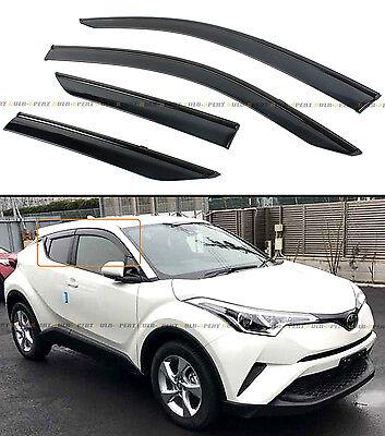 Back Kit Rtint Window Tint Kit for Toyota C-HR 2018-2020 20/%