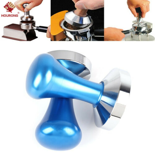 Coffee Tamper Barista Espresso Tamper Base Press Tool  Holder Stainless Steel