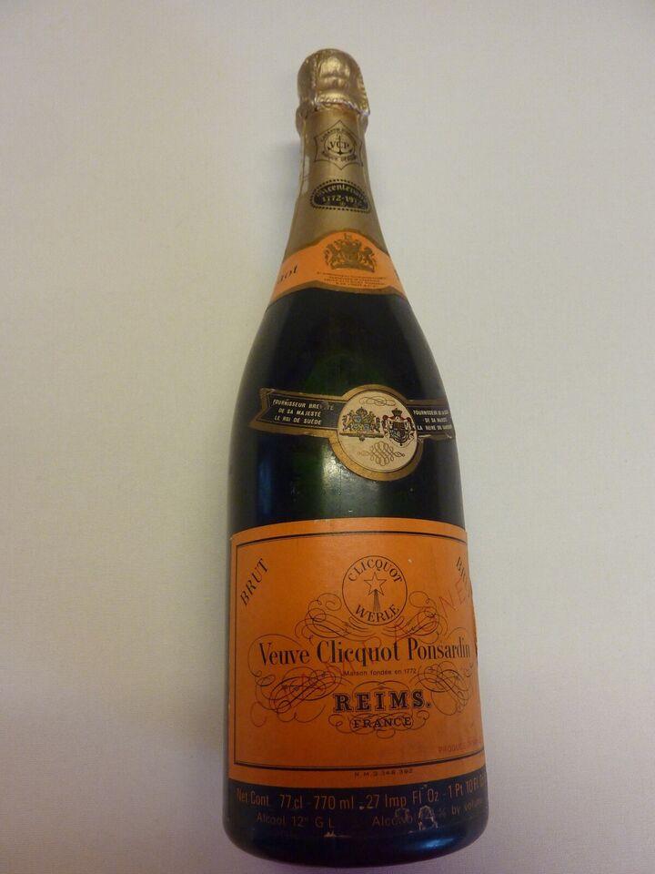 Vin, Champagne
