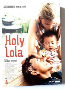 Holy-Lola-Bertrand-TAVERNIER-dvd-Tres-bon-etat