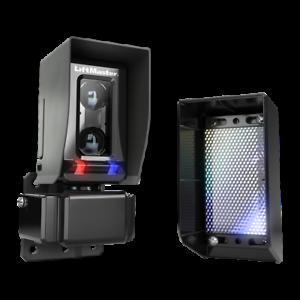Liftmaster LMRRUL Monitored Retro Reflective PhotoEye Safety Systems Gate Opener