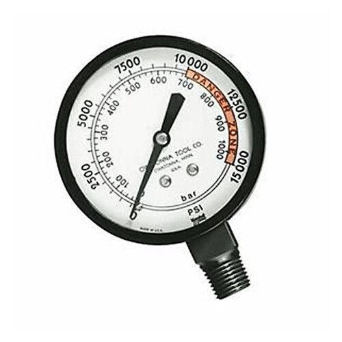 OTC Pressure and Tonnage Gauge 9652