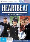 Heartbeat : Series 1-3 (DVD, 2013, 9-Disc Set)