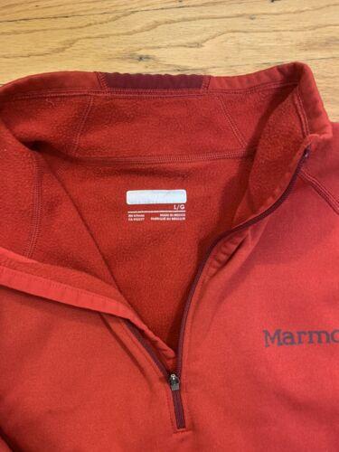 Marmot Quarter Zip Fleece