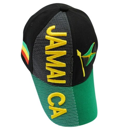 Adjustable Embroidered High Quality Country Baseball 3D Hat Cap with Flag