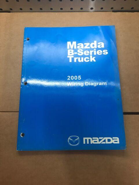 2005 Mazda B