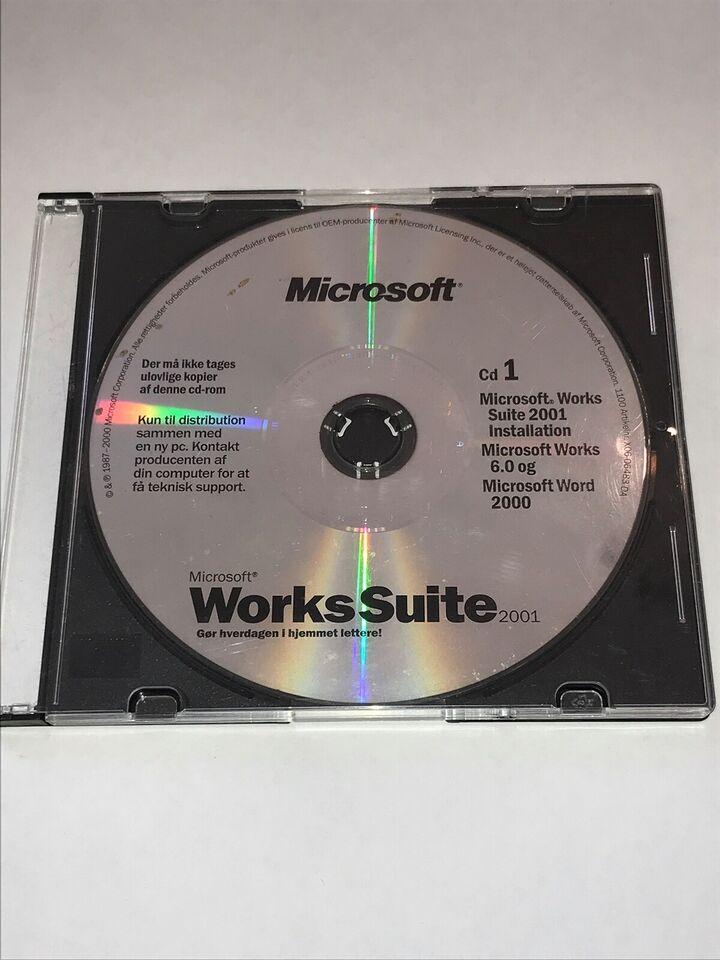 MicrosoftSuite , Windows