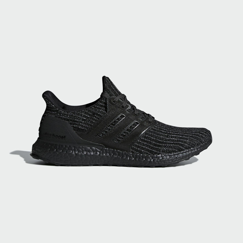 huge discount 43aaa 1e46c NEW NEW NEW Adidas Ultra Boost 4.0 TRIPLE BLACK BB6171 c11ab9