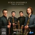 Fukio Ensemble-Time in Motion von Fukio Ensemble (2016)