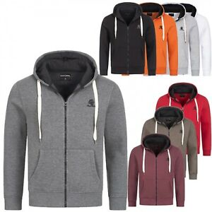 Rock-Creek-Sweatjacke-Kapuzenpullover-Jacke-Kapuze-Hoodie-Sweater-H-244-S-5XL
