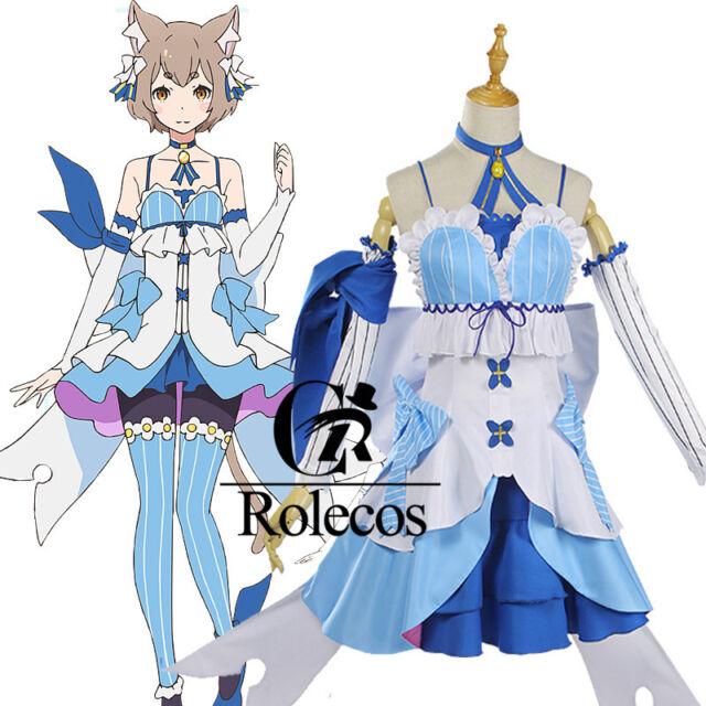 Re:Zero kara Hajimeru Isekai Seikatsu Argail Felix Cosplay Costume Set
