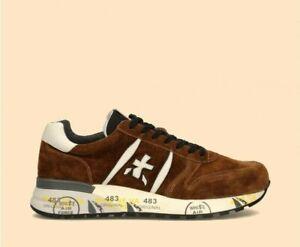 PREMIATA-Sneakers-Scarpe-Uomo-LANDER-4256-A-I-2019-20