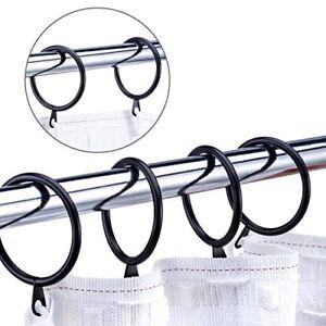 Set-10-Pezzi-Anelli-In-Metallo-Per-Asta-Tende-Tenda-30mm-dfh