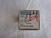 Siemens Contactor 3tf20 01-0fb4