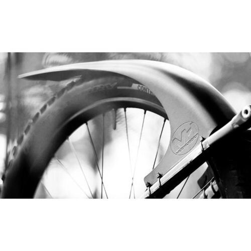 "Mudhugger MTB Guardabarros Trasero Para Suspensión Bicicleta de Montaña-26/"""